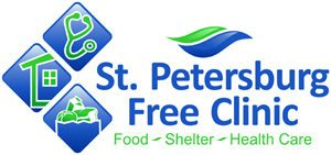 st petersburg free clinic logo